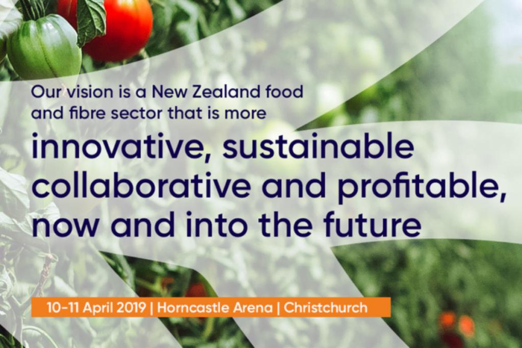Grow 2019 Boma New Zealand Agri Summit, 10-11 April