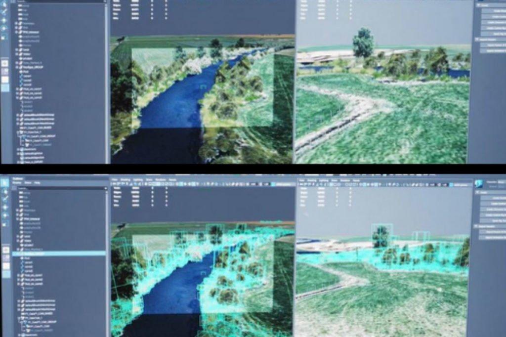 Hyperfarm software in development