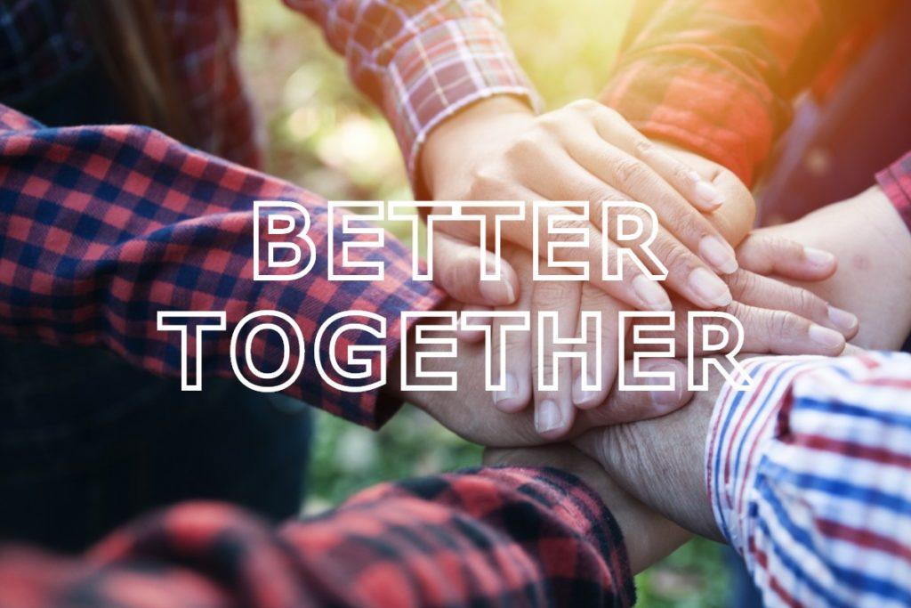 Better Together webinar series